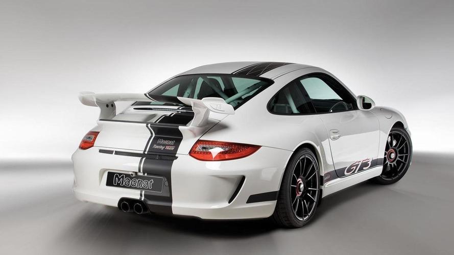 Porsche 911 GT3 Snowmobile by Magnat