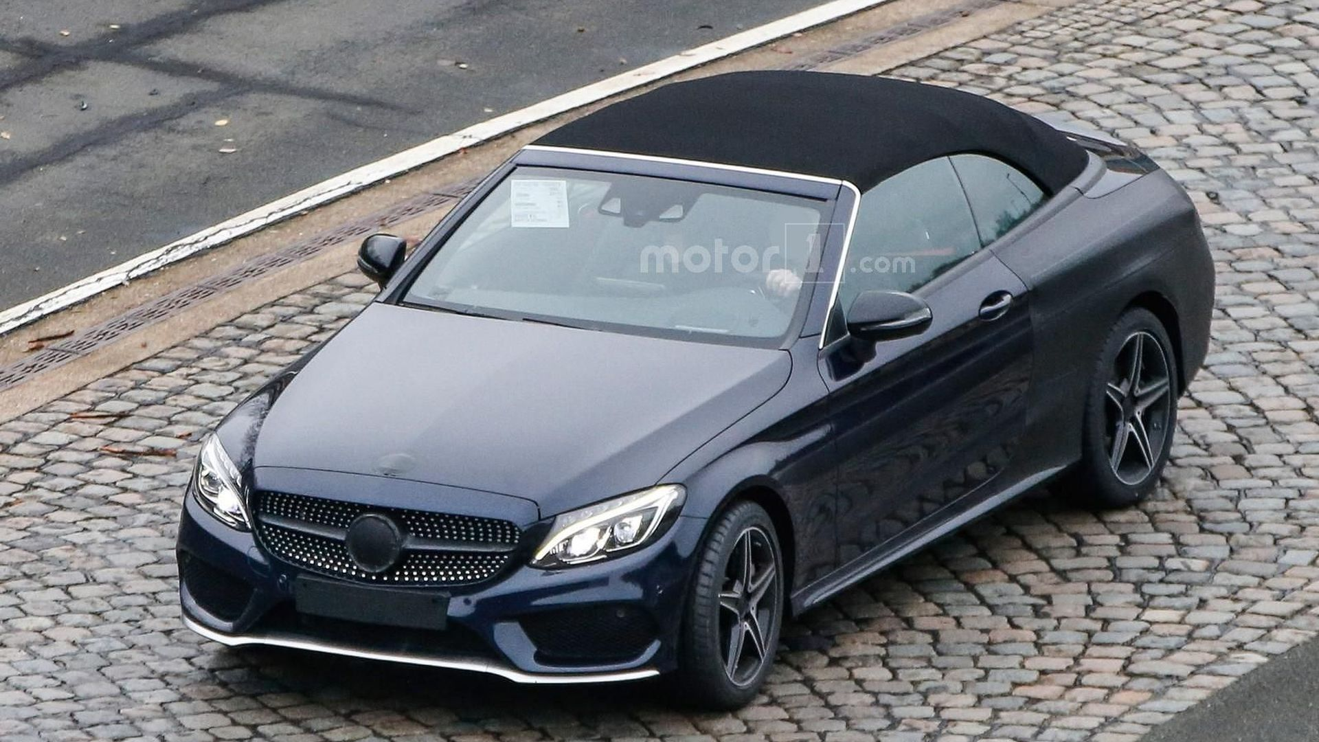 2017 mercedes c class cabriolet and c43 amg going to geneva. Black Bedroom Furniture Sets. Home Design Ideas
