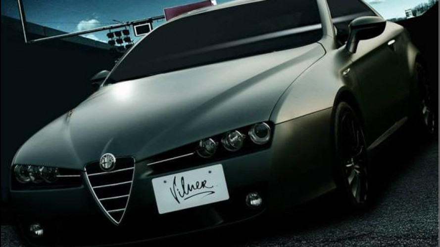 L'Alfa Romeo Brera torna sulle scene