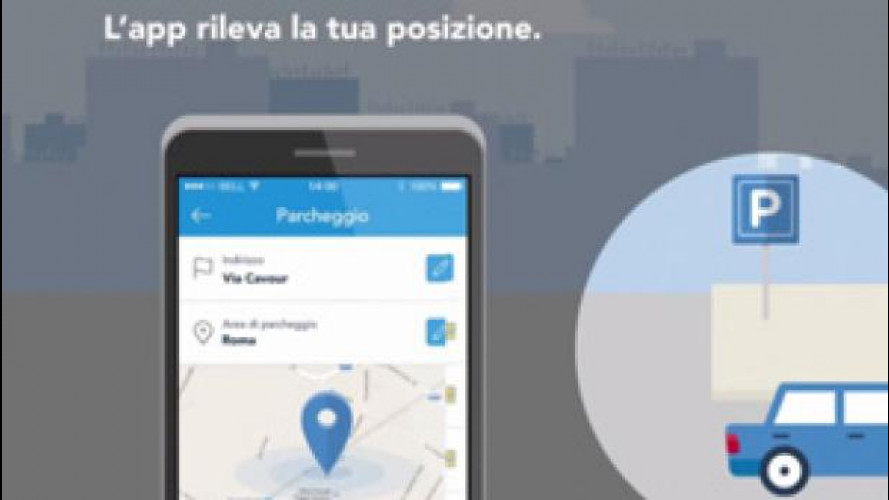 App, Telepass lancia quella per pagare le strisce blu a Roma