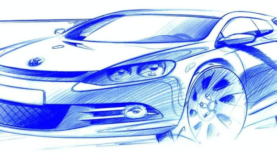 Volkswagen Scirocco Design Interview