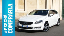 Volvo V60, perché comprarla... e perché no [VIDEO]