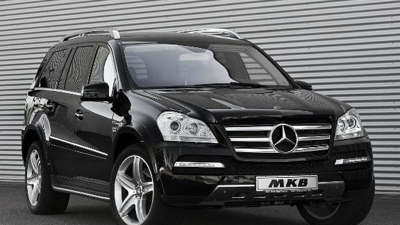 Mercedes GL by MKB - 23.9.2011