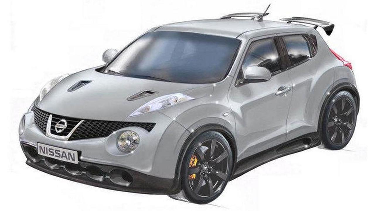 Nissan Super Juke rendering, 800, 26.09.2011