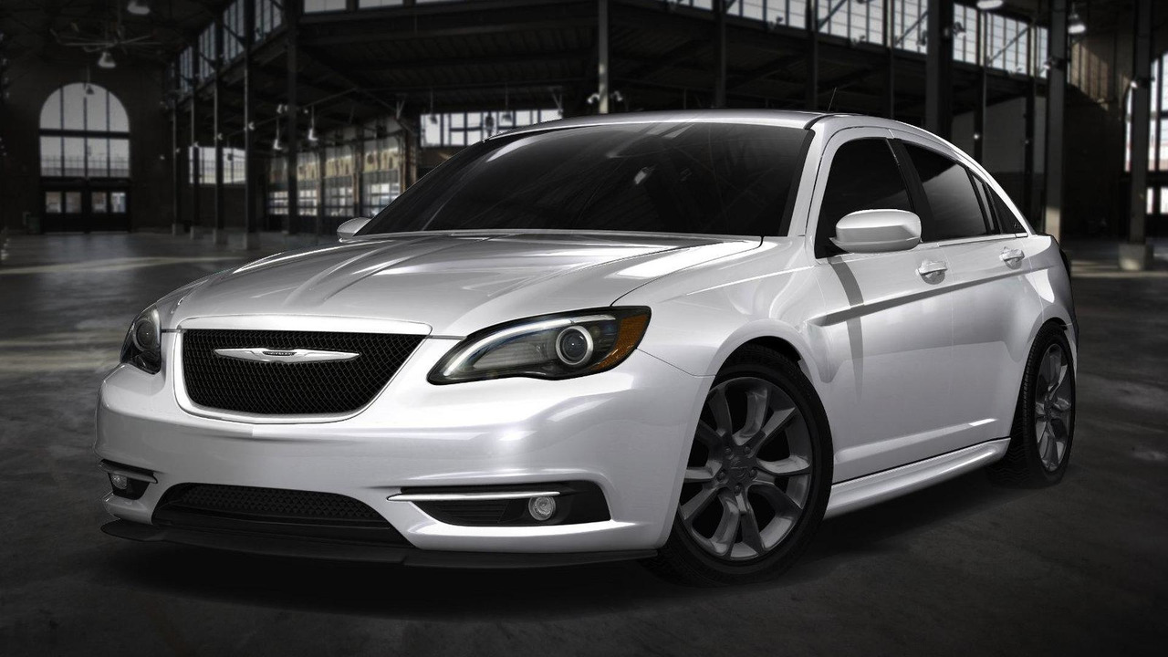2012 Chrysler 200 Super S 02.01.2012