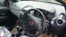 2015 Fiat Punto facelift leaked photo