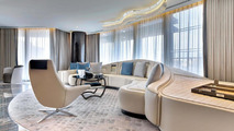 Bentley unveils their luxurious suite at the St. Regis Istanbul