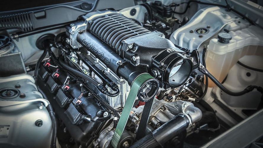 Mopar introduces the Dodge Challenger Drag Pak