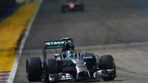 Nico Rosberg (GER), 21.09.2014, Singapore Grand Prix, Singapore / XPB