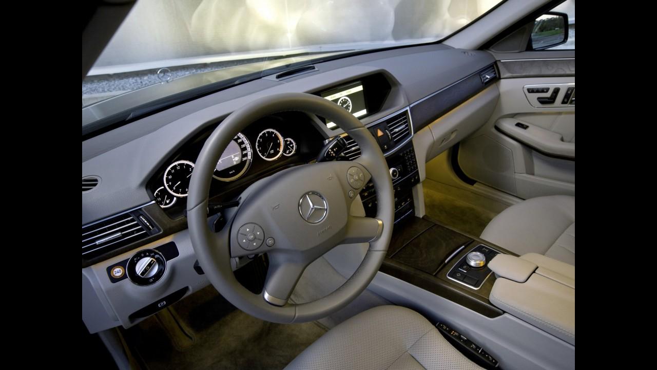 Segurança reforçada: Mercedes-Benz E 500 Guard chega ao Brasil custando a partir de R$ 423.500