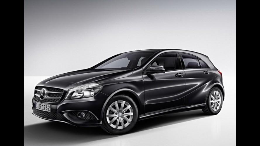 Mercedes-Benz Classe A ganha versão BlueEFFICIENCY e promete consumo médio de 27,7 km/l