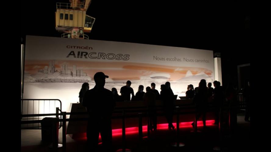 CARPLACE no lançamento do Citroën AirCross
