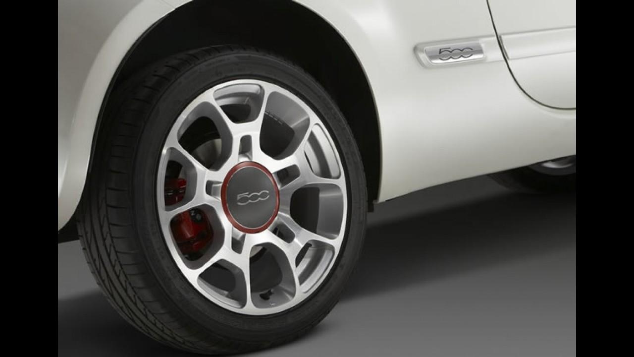 Fiat 500 Sport - Divulgadas fotos e detalhes da versão norte-americana