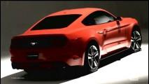 Confira o vídeo que revela o novo Mustang sob todos os ângulos
