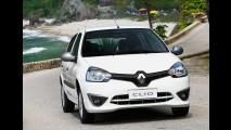 Renault tem seis modelos com nota