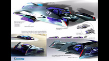 Le Mans 2030 race cars