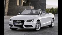 Novo Audi A5 Cabriolet 2013 chega ao Brasil com visual renovado e preço de R$ 229.700