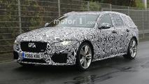 2018 Jaguar XF Sportbrake casus fotoğrafları