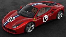 Ferrari 70ème Anniversaire Livrée #20