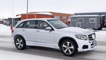 2020 Mercedes EQ elektrikli crossover casus fotoğrafları