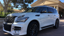 2017 Infiniti QX80 by Larte Design