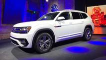 Volkswagen Atlas R-Line 2018 no Salão de Detroit
