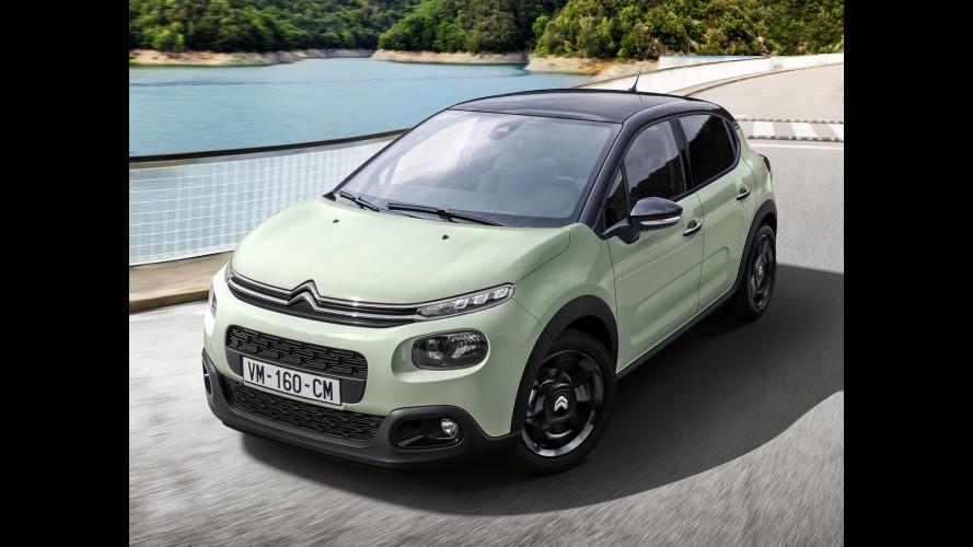 Novo Citroën C3 é apresentado oficialmente e revela visual moderno/retrô - veja fotos