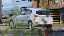 2017 Ford Fiesta spy photo