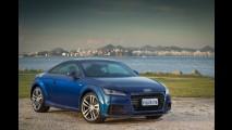 Esportivos: Audi TT dá as cartas em janeiro; BMW emplaca seis modelos no top 10