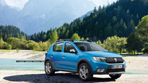 Dacia Sandero Stepway azul