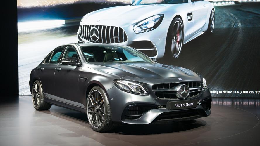 2018 Mercedes-AMG E63 S, L.A.'e 612 bg ile geldi