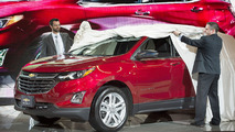 Canadian-made Equinox SUV goes all-in with turbos for 2018