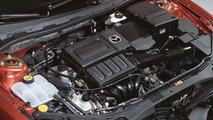 Geneva: Mazda3 Sedan and New Engines