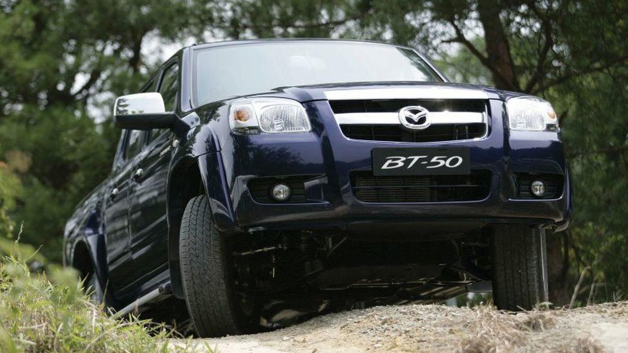 New Mazda BT-50 Pickup