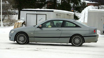 BMW 3 Series Coupe Spy Photo