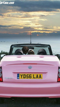 Nissan Micra C+C Pink Special Edition