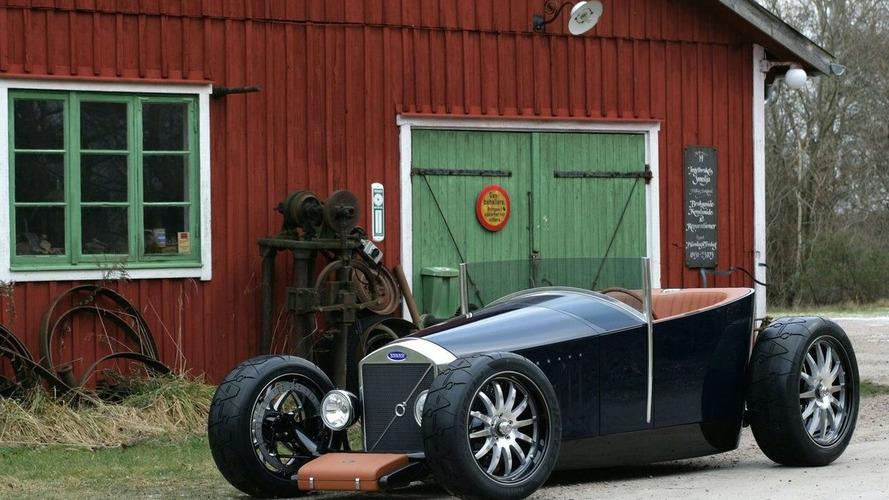 Very First Volvo Reborn as A Street Rod
