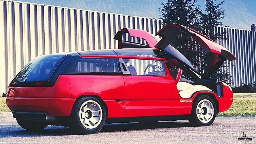 1988 Bertone Lamborghini Genesis: Concept We Forgot