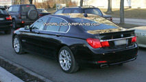 BMW Alpina B7 Undisguised Spy Photo