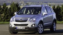 2011 Opel Antara facelift - 11.23.2010