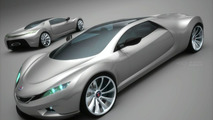 Saab Spyker 9+ Tribute Concept Car