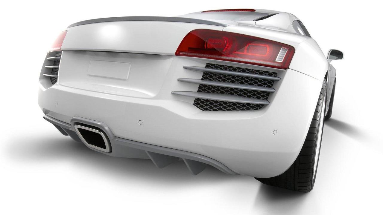 Audi R8 by Eisenmann, 1600, 25.10.2010