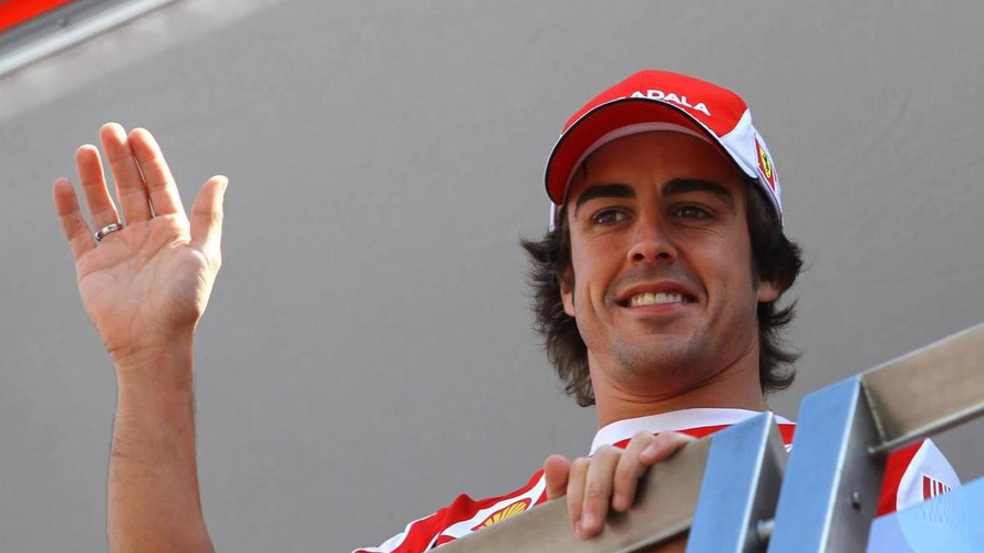 Alonso to enjoy stage of Giro d'Italia