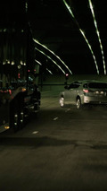 """Lexus releases a high-definition interactive film entitled """"Dark Ride"""" to help launch its newest hybrid, the CT 200h premium compact car. 17.05.2010"""