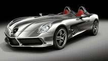 SLR Stirling Moss Edition