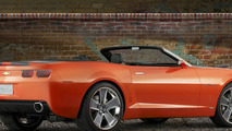 Chevrolet Camaro Convertible Confirmed for 2011 Launch