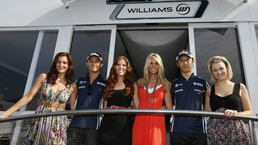 Williams not releasing Rosberg until January