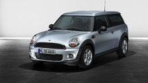 2011 MINI One D Clubman facelift 28.06.2010