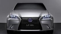Lexus LF-Gh set for New York 2011 debut