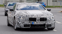 BMW 8 Series Spied With Production Headlights